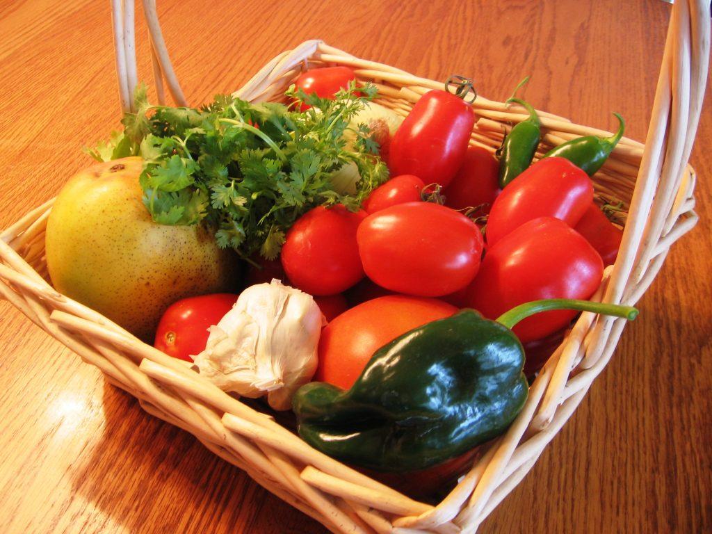 Fresh veggies 2