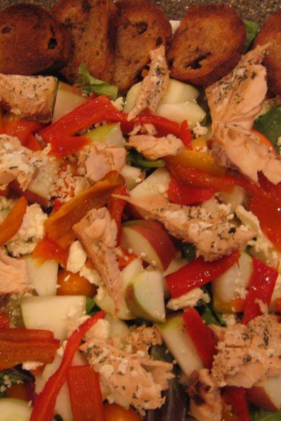 Birthday Dinner Salad