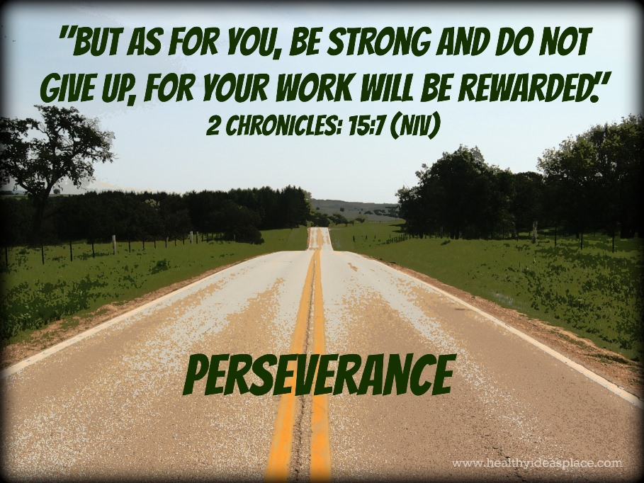 bible quotes about perseverance
