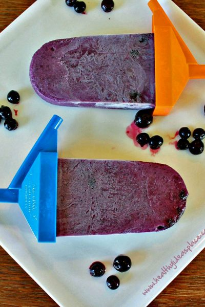 Healthy Smoothie Recipes {and Popsicles too}