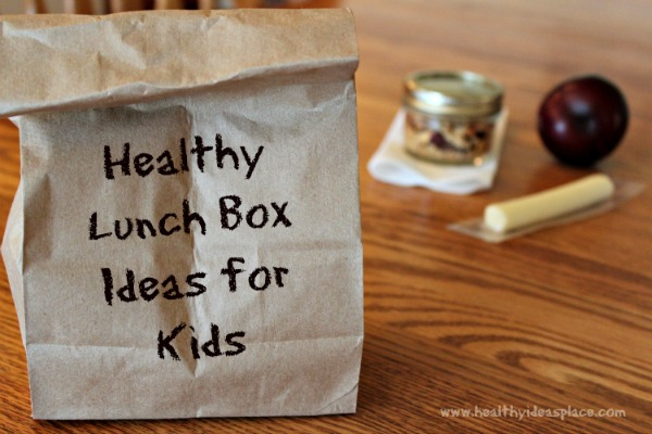 Healthy Lunch Box Ideas for Kids 2