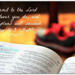 Mid-Week Encouragement: Commit