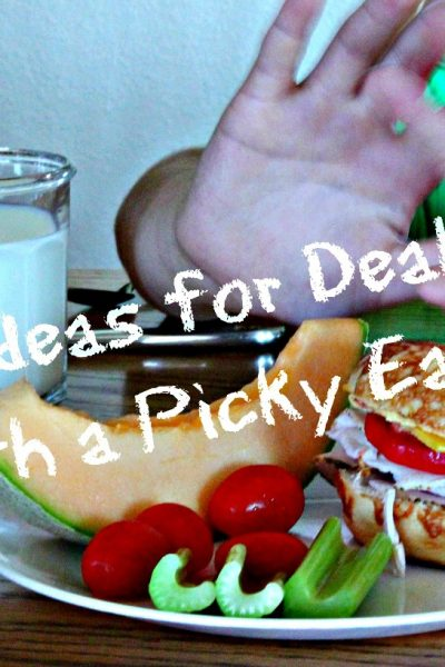10 Ideas for Dealing With a Picky Eater