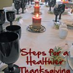 Steps for a Healthier Thanksgiving