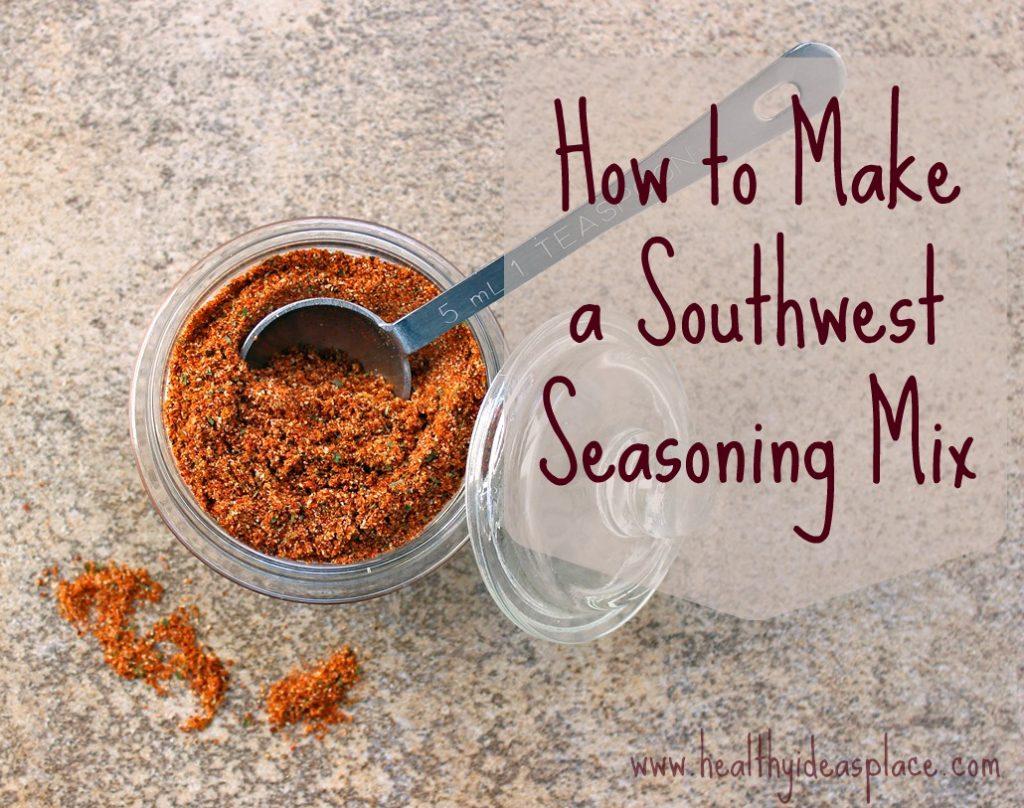Southwest Seasoning Mix