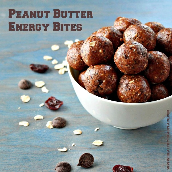 Peanut Butter Bites Recipe — Dishmaps