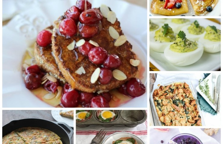 34 Breakfast and Brunch Ideas for Easter