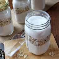 Master Muffin Mix with Whole Wheat and Oats