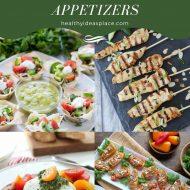 26 Wedding Reception Appetizers