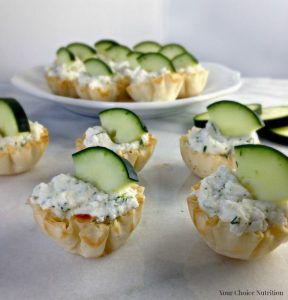 26 Wedding Reception Appetizer Ideas