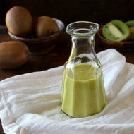 Fresh Kiwi Vinaigrette