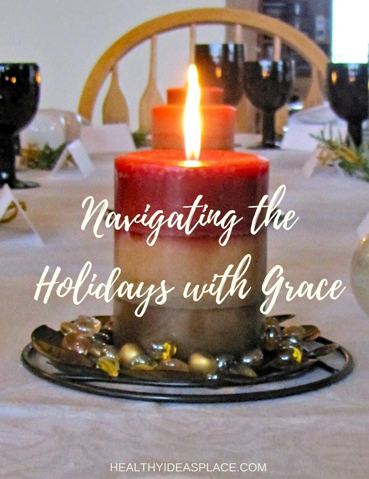 Navigating the Holidays with Grace
