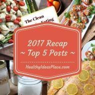 2017 Recap – Top 5 Posts