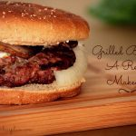 Grilled Burgers with Basil and Sun-dried Tomatoes: A Recipe Makeover