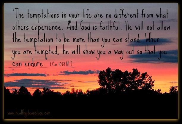 Mid-Week Encouragement: Temptation