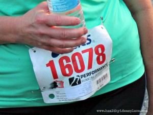 Lessons from a 5K 4