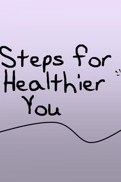 10 Steps for a Healthier You