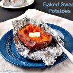 Baked Sweet Potatoes