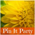 Pin It Party Recipes