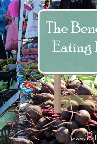 Benefits of Eating Local