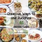 Creative Ways to Use Zucchini: 41 Delicious Recipes - Zucchini is a healthy summer squash that's as versatile in cooking as it is prolific. Here are 41 creative and healthy ideas and recipes for using zucchini.