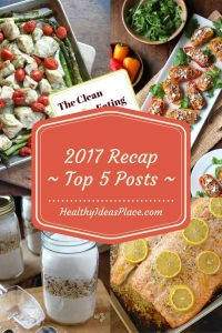 2017 Recap – Top 5 Posts