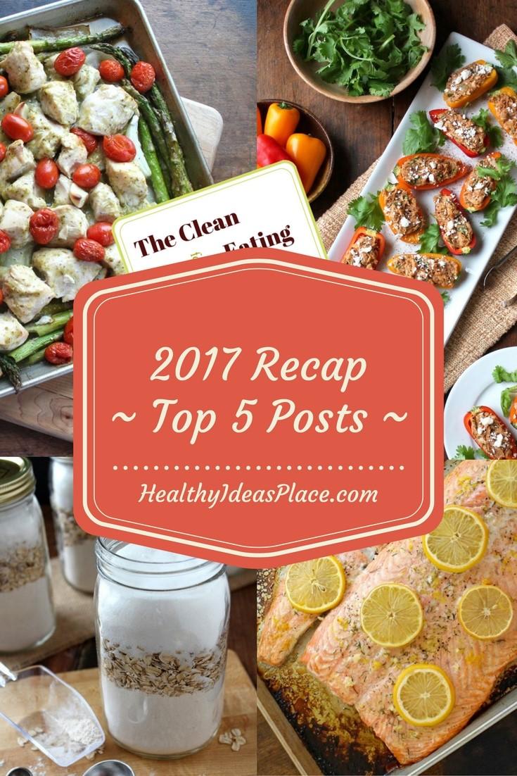 2017 Recap Top 5 Posts