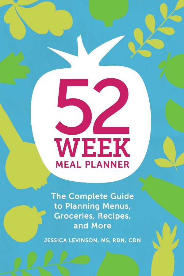 52 Week Meal Planner Giveaway! Meal planning strategies and tools to help you succeed at meal planning!