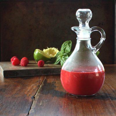 Raspberry Basil Vinaigrette