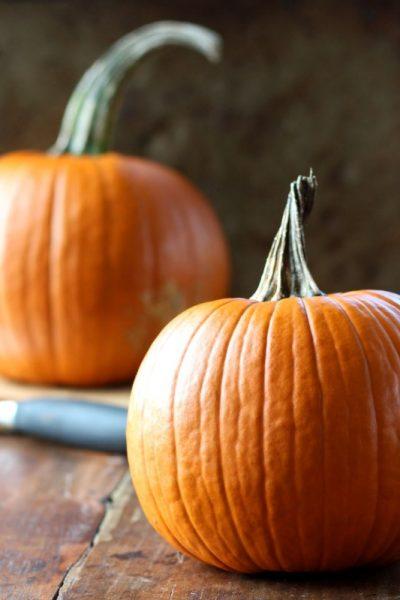 How to Roast Pumpkin for Pumpkin Puree