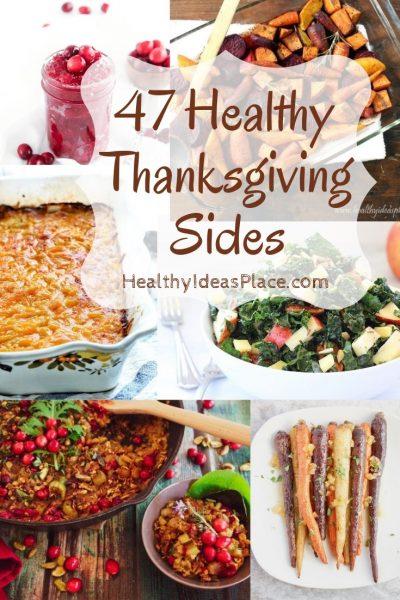 47 Healthy Thanksgiving Sides